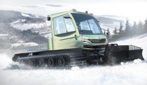 Škoda Snowman - new model