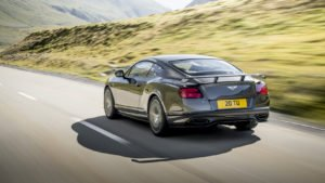 Bentley Continental GT Supersports Photo: James Lipman / jameslipman.com